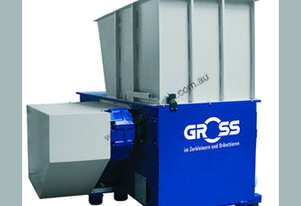 German Engineered Industrial Shredders