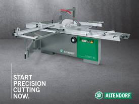 AltendorSTART45 Panel Saw - Available at Altendorf