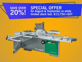 Altendorf START45 Panel Saw - picture0' - Click to enlarge
