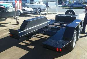 Jimboomba Trailers JTF Steel Equipment Trailer