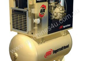 11kW IR Rotary Screw Compressor w/ Dryer & Filters