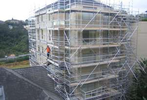 Instant Access System Scaffold