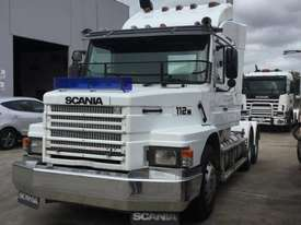 Scania T112H/M Primemover Truck - picture0' - Click to enlarge