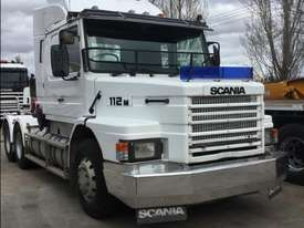 Scania T112H/M Primemover Truck - picture1' - Click to enlarge