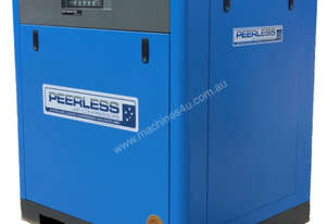 Peerless Rotary Screw Compressor 20HP