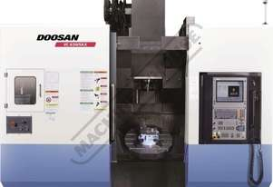 VC630/5AX CNC 5 Axis Machining Centre Series Details