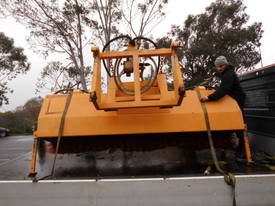 AS-3000mm , road sweeper for loader - picture1' - Click to enlarge
