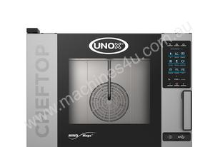 Unox Cheftop 5 Tray GN1/1 Mind.Maps Plus Electric