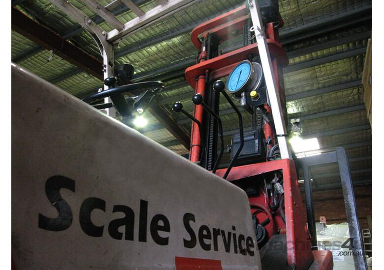 Forklift Scale - Freight Mate Analogue Scale