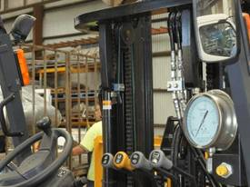 Forklift Scale - Freight Mate Analogue Scale - picture3' - Click to enlarge