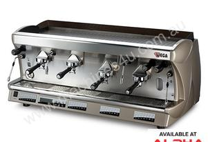 Wega EVD4VE Vela Standard 4 Group Automatic Coffee Machine