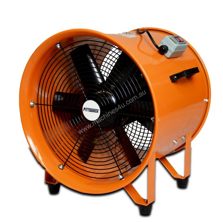 New pittsburgh 400mm Portable Ventilation Blower Fan ...