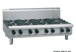 Waldorf 800 Series RNL8809G-B - 1200mm Gas Cooktop Low Back Version `` Bench Model
