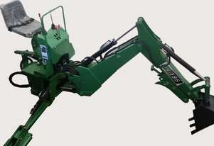 WHM 195' CENTRELINE BACKHOE