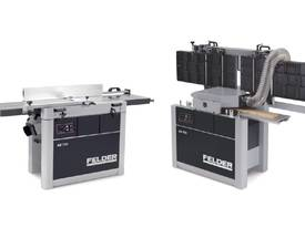 Felder AD741 410mm Planer / Thicknesser - picture0' - Click to enlarge