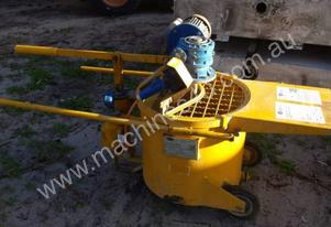 GROUT PUMP AND MIXER