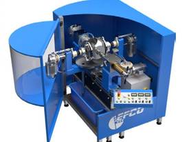 Efco Rotago Stationery Ball Valve Lapping Machine - picture2' - Click to enlarge