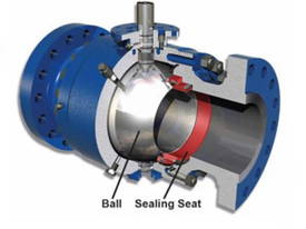 Efco Rotago Stationery Ball Valve Lapping Machine - picture3' - Click to enlarge