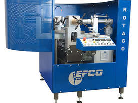 Efco Rotago Stationery Ball Valve Lapping Machine - picture0' - Click to enlarge