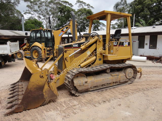 Used 2006 Caterpillar 939C Crawler Loader in , - Sold on