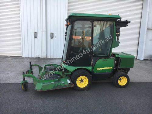 Air Conditioned Lawn Mower Price Used John Deere Quot Deck