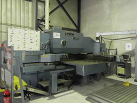 Amada Coma Turret punch auto - picture0' - Click to enlarge