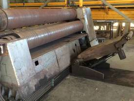 Pullmax (Swedish) Plate Bending Rolls - picture3' - Click to enlarge