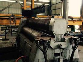 Pullmax (Swedish) Plate Bending Rolls - picture6' - Click to enlarge