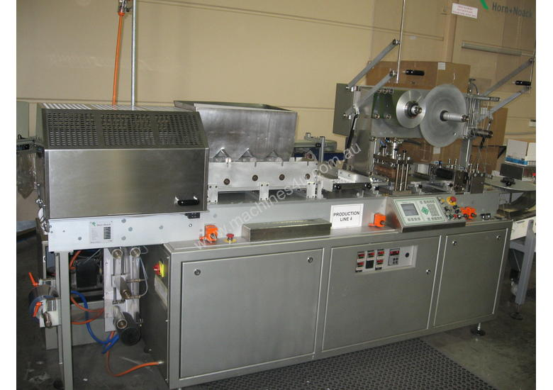 Blister Packer Confectionery / Pharmaceutical
