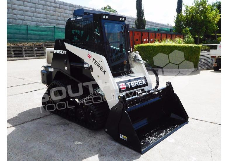R160T COMPACT Track Loader [1.5 hours] MACHTL