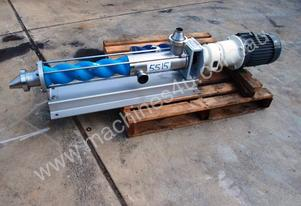 Helical Rotor Pump - IN/OUT: 80mm