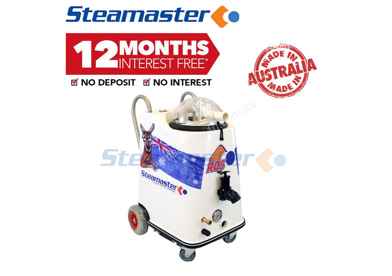 New 2017 Steamaster RD5 Carpet Cleaning in Perth, WA Price ...