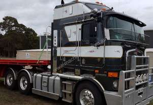 Kenworth   Prime mover for hire