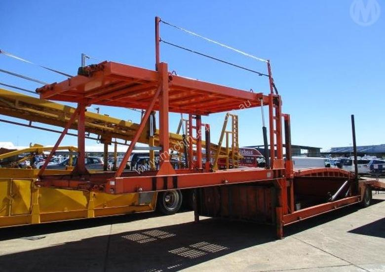 Used Topstart 5 BAY Car Carrier Truck in EAGLE FARM, QLD