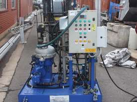 Lube oil disk centrifuge Purifier Separator - picture0' - Click to enlarge