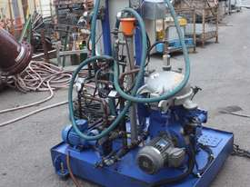 Lube oil disk centrifuge Purifier Separator - picture6' - Click to enlarge