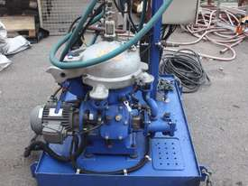 Lube oil disk centrifuge Purifier Separator - picture10' - Click to enlarge