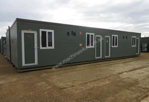 4 person VIP accommodation unit,