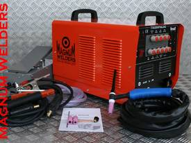Magnum Welders Tig200P AC/DC Aluminium Welder w Foot Control $1150 - picture0' - Click to enlarge