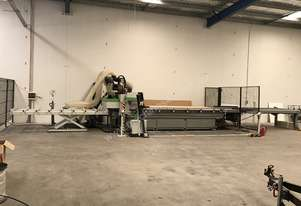 BIESSE CNC 3615 FT & SIGMA 15KW AIR COMPRESSOR