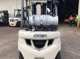 Crown's New GX Plus 2.5 Ton hits the market ( Perth Branch) - picture1' - Click to enlarge