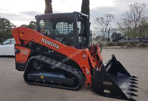 NEW 2017 KUBOTA SVL75 TRACK LOADER