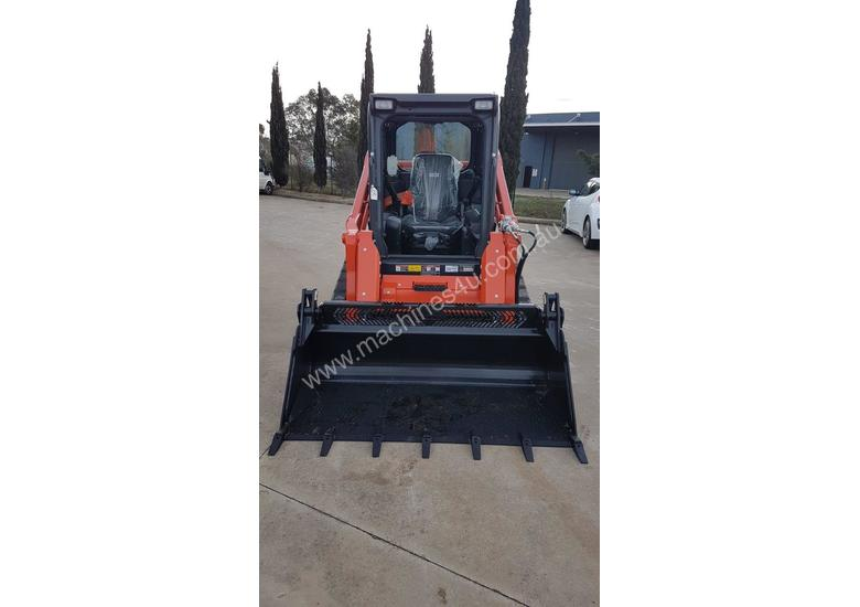 NEW 2018 KUBOTA SVL75-2 TRACK LOADER