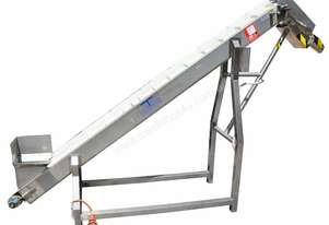 CONTECH Cleat Belt Incline Elevator/Conveyor CBIC