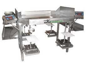 IOPAK Sorting & Weighing Table (2-Person Station) SORTWEIGH-2 - picture1' - Click to enlarge