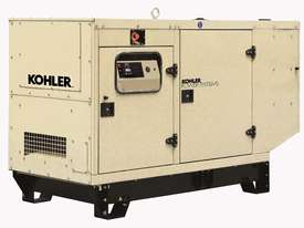 Kohler KD110IV 110kVA Diesel Standby Generator with 190L Tank and 11.5 Hours Run Time - picture0' - Click to enlarge