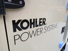 Kohler KD110IV 110kVA Diesel Standby Generator with 190L Tank and 11.5 Hours Run Time - picture2' - Click to enlarge
