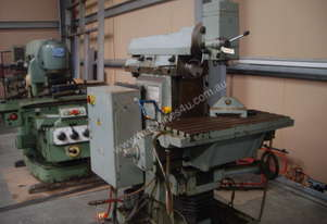 Used Ausino Universal Milling Machine Model X8130A