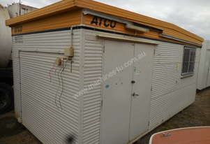 Atco Portable Site Office / Lunch Room