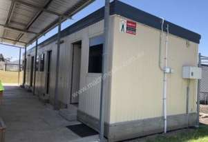 As new instant accommodation/Portable/Donga